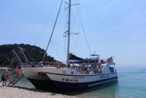 Catamaran Costa Brava Bluesail