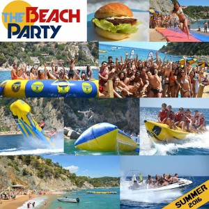 Party Beach Escolares