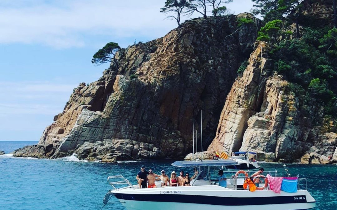 Blanes Boat Tours